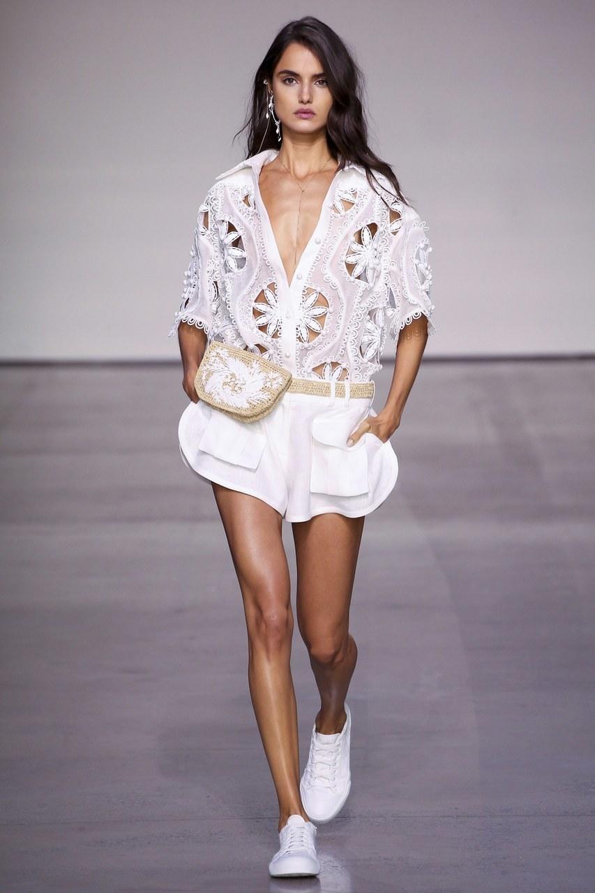 fashion, model, and blanca padilla image