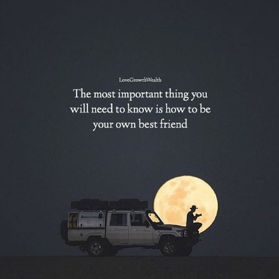 best friend, deep, and important image