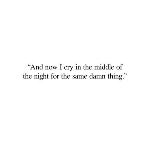 quotes, cry, and night image
