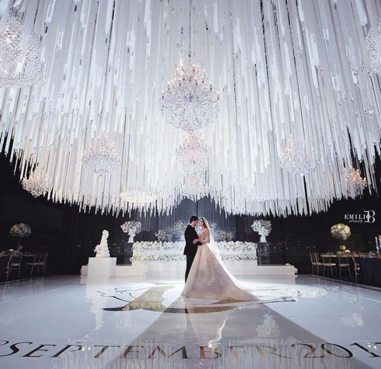 amazing, beautiful, and bride and groom image