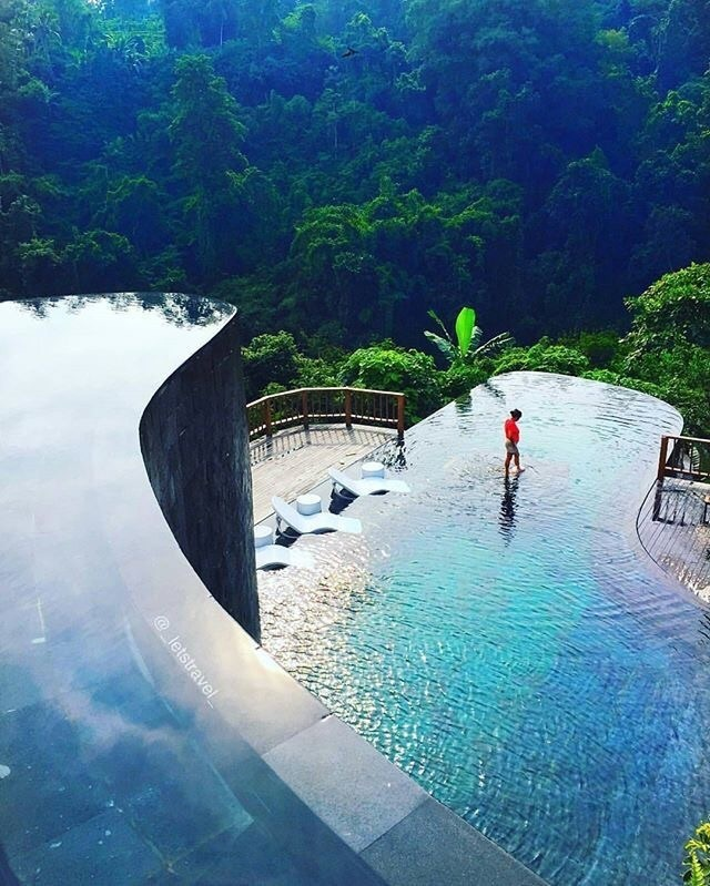 bali, holiday, and travelling image