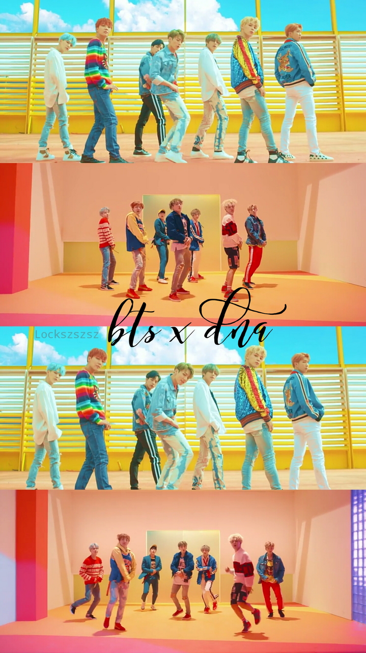 DNA, jin, and mv image