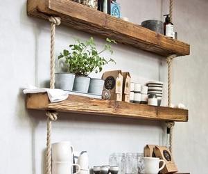 decor, diy, and kitchen image