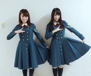asian girl, dress, and school girl image