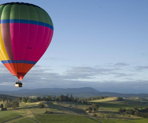 A flight with an air balloon across Mallorca could be one amazing experience. It's a wonderful opportunity to enjoy the incredible landscape of the place in an unprecedented way, in a calm atmosphere and possibly even with a glass of chilled champagne.