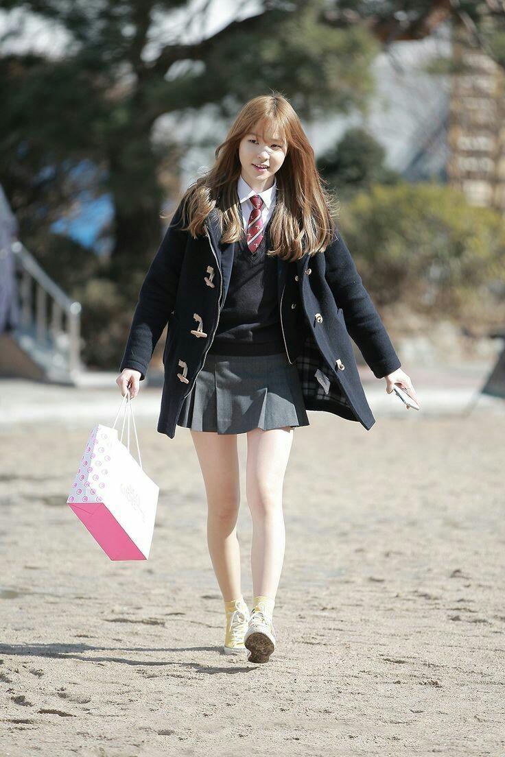 coat, school uniform, and style image