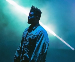 abel, the weeknd, and blue image