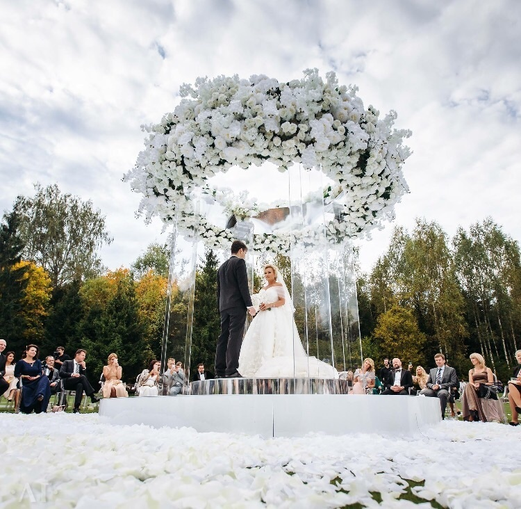 beautiful, bride and groom, and event image