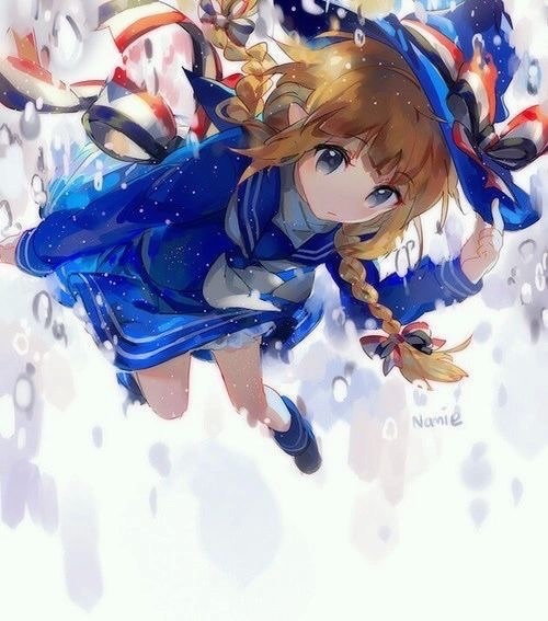 anime and wadanohara image