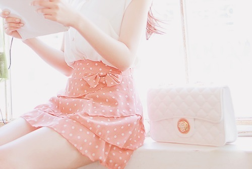 fashion, kfashion, and pink image