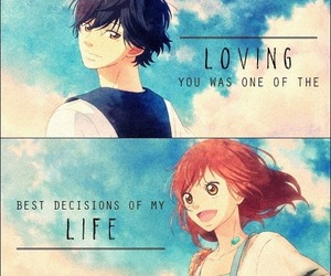 anime, monochrome, and quotes image