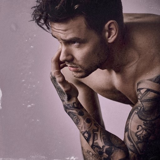 liam payne, one direction, and Tattoos image