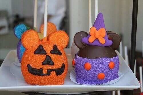 Halloween, candy, and food image