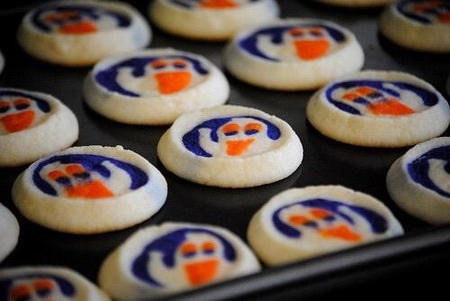 Cookies, Halloween, and food image