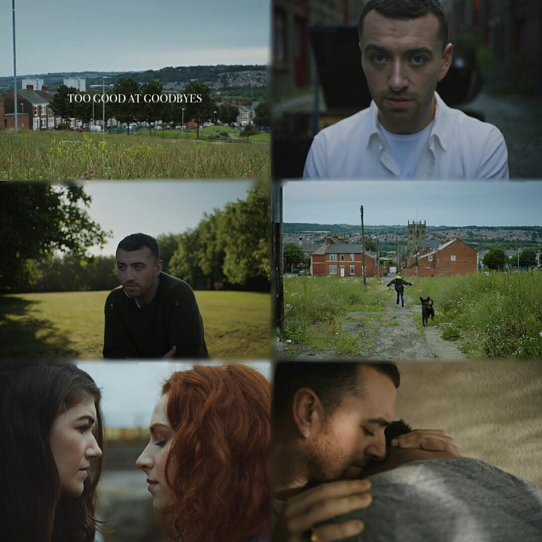 sam smith and video image