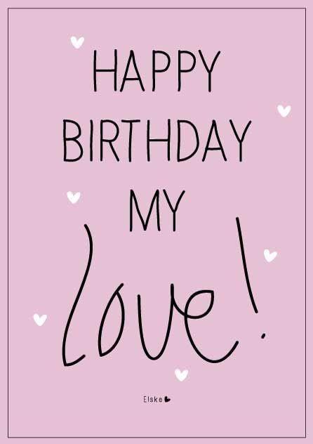 birthday, boyfriend, and happy image