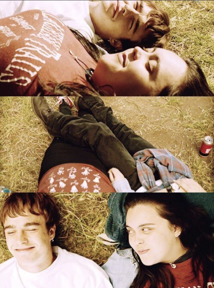 finn, my mad fat diary, and rae image
