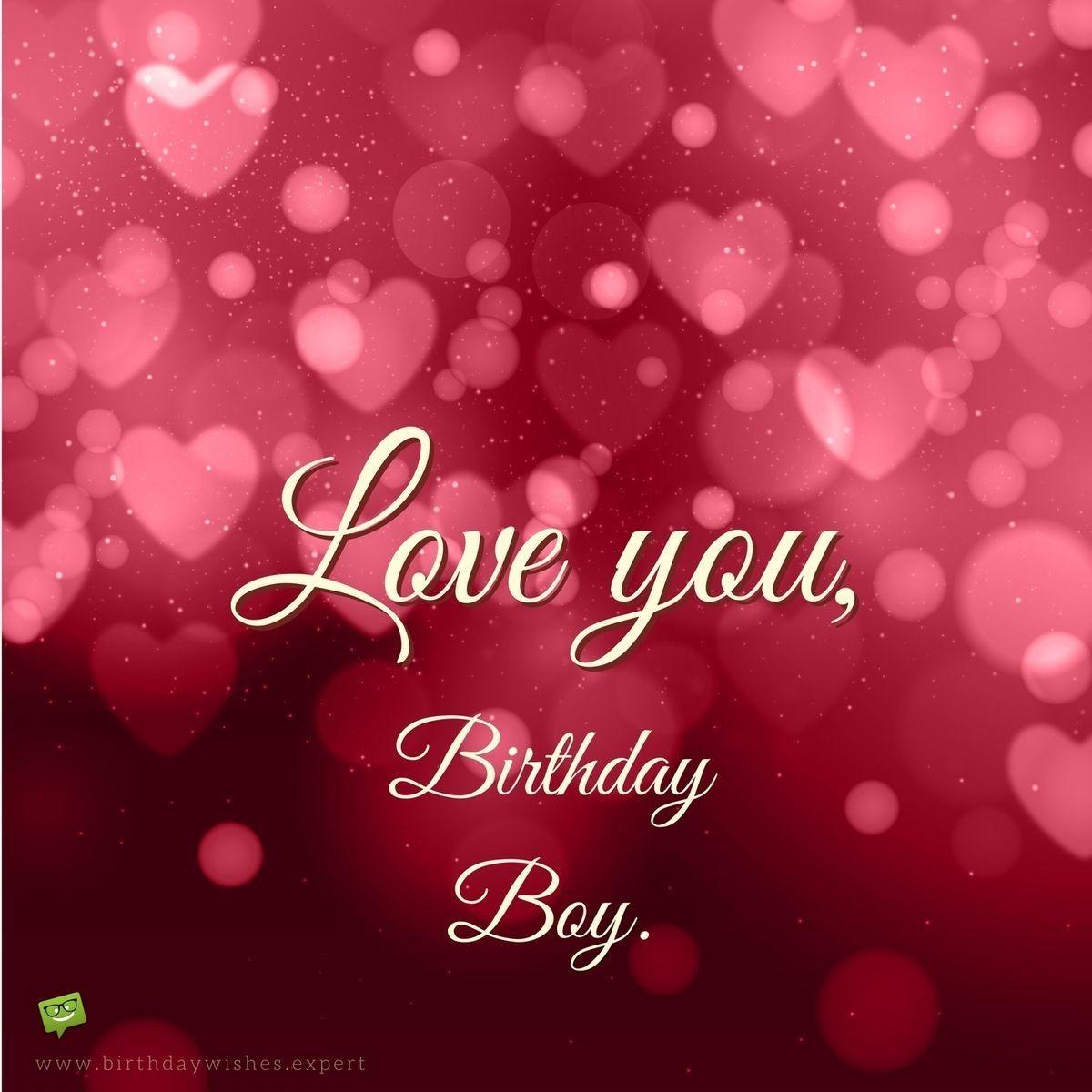 birthday, boyfriend, and love image
