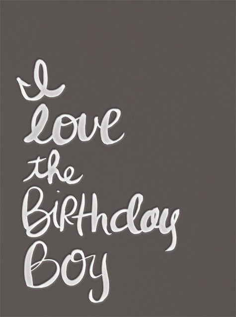 birthday and love image