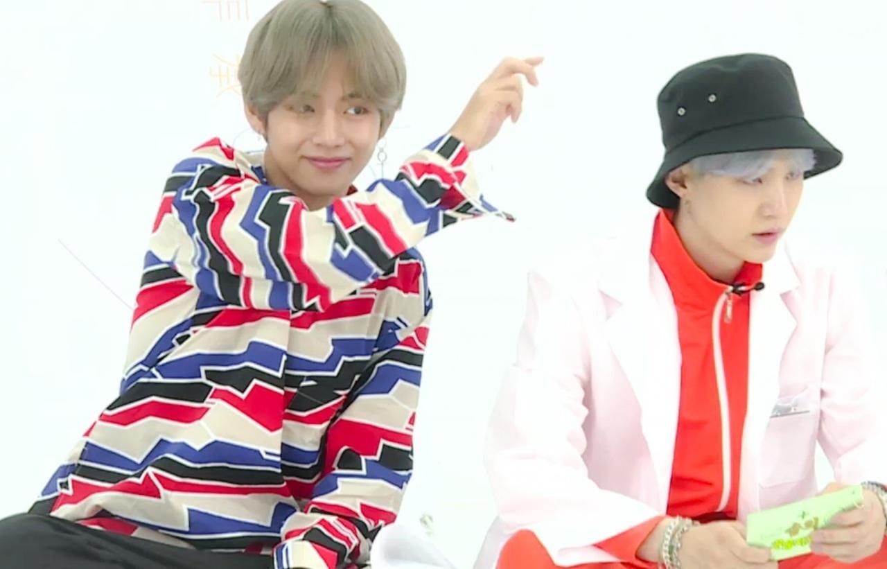 kpop, kim taehyung, and v image