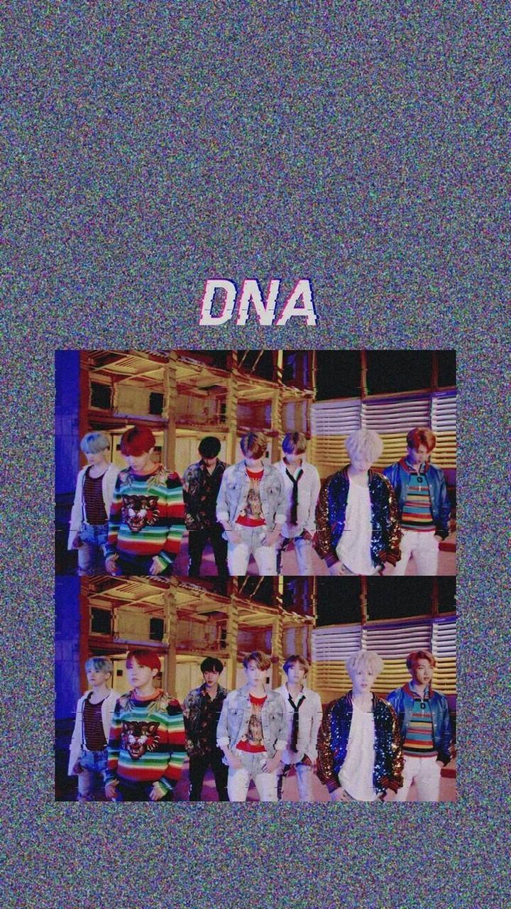 DNA, jin, and v image
