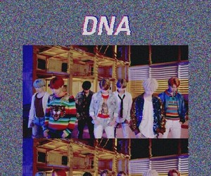 "Lockscreen BTS ""DNA"""