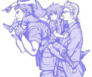 anime boy, noctis lucis caelum, and final fantasy xv image