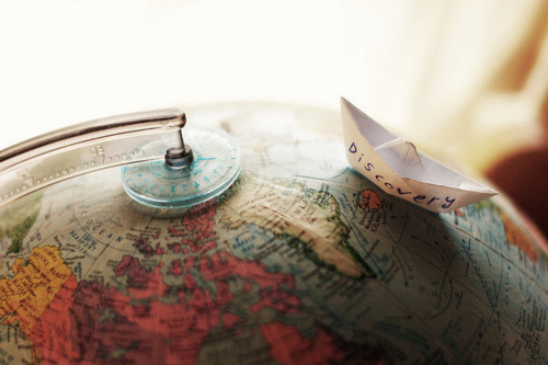 world, travel, and discovery image