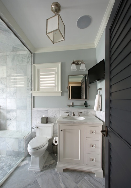 architecture, bathroom, and decoration image