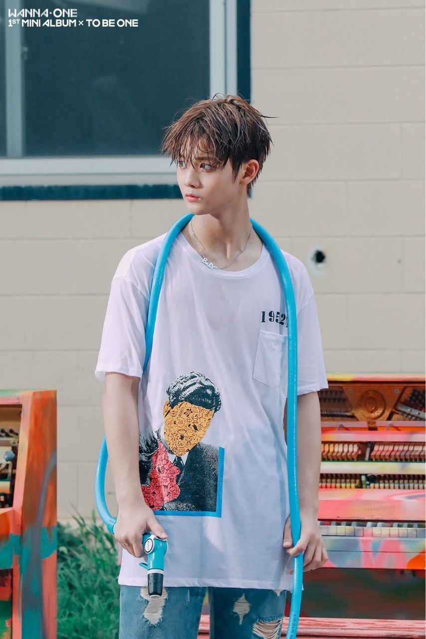jinyoung, wanna one, and bae jinyoung image