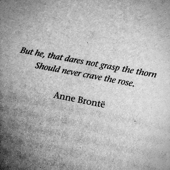 rose and thorns image