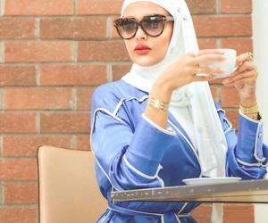 blue, fashion, and stylish image