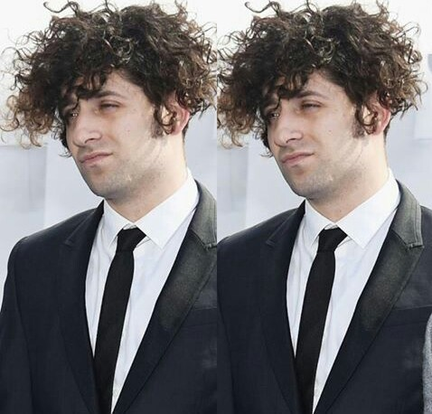 fall out boy, hair, and music image
