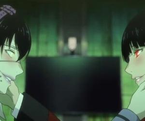 kakegurui and anime image