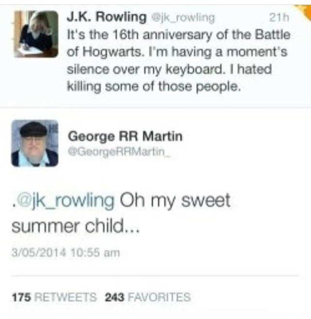 funny, jk rowling, and lol image