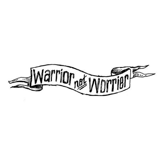 quotes, warrior, and words image