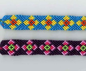 friendship bracelets, friendship-bracelets, and 14 strings each image