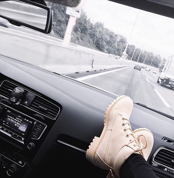 aesthetic, beige, and boots image