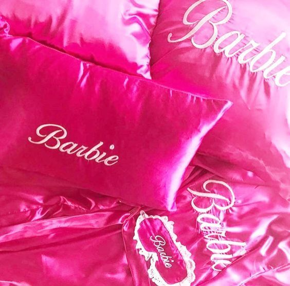 aesthetic, barbie, and pink image