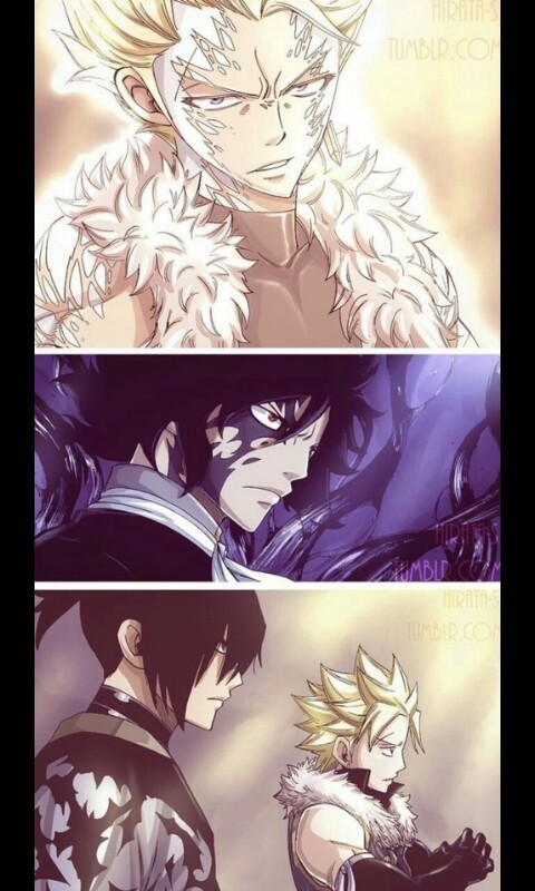 fairy tail, sting, and Rogue image