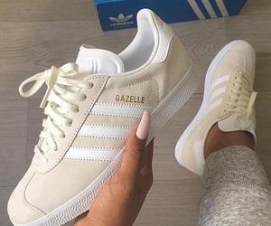 adidas, gazelle, and shoes image