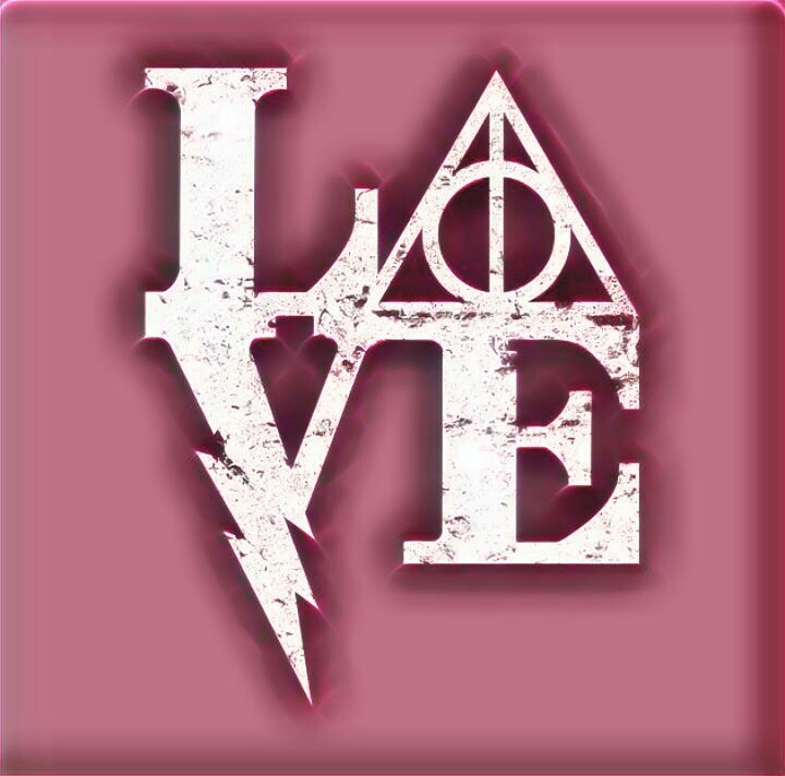 harry potter and love image