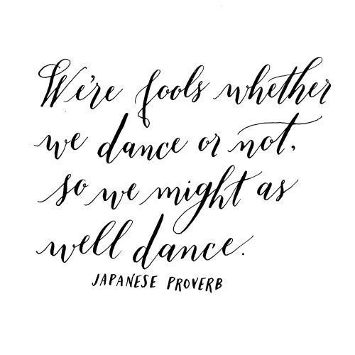 quotes, dancing, and text image