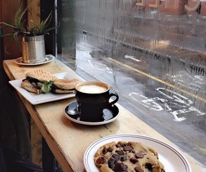 coffee, food, and Cookies image