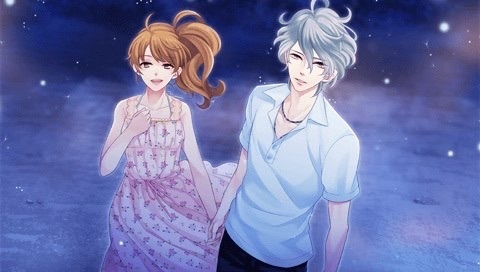 brothers conflict, anime, and couple image