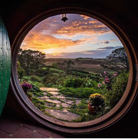 hobbit and nature image