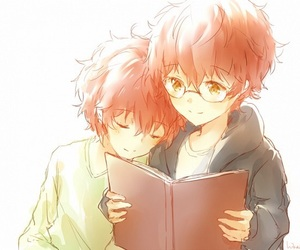 mystic messenger, 707, and luciel choi image
