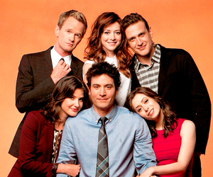 how i met your mother, himym, and robin image