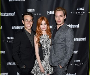 shadowhunters and cast image