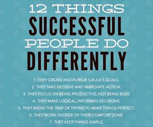 success, successful, and people image